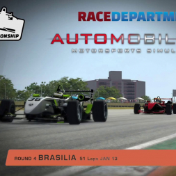 RACEDEPARTMENT -RCRDGPC S6   Round 4   Brasilia - 13012018