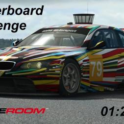 Den Spieß umgedreht - BMW M3 GT2 @Anderstorp GP - RaceRoom Racing Experience