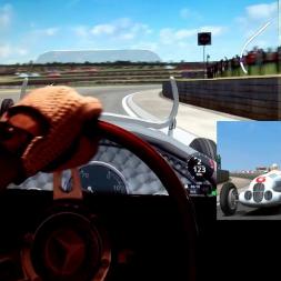 AMS - Kyalami (Johannesburgh) - Mercedes W125 - 100% AI race