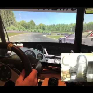 DRM Toyota Celica - 2 laps race at Nordschleife (GSCE)