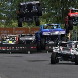 SuperTruck @Adelaide ST 15/01/18 -Automobilista