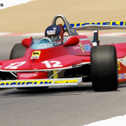 Assetto Corsa - ASR Ferrari 312 T4 -  in Memoriam: Gilles Villeneuve