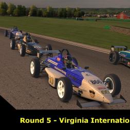 iRacing - UK & I Skip Barber League - Virginia International Raceway