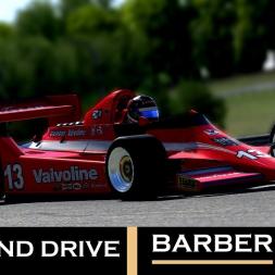 """""""iRacing: Talk and Drive - Lotus 79 at Barber Motorsports Park"""""""