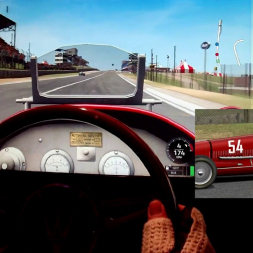 AMS - Kyalami (Johannesburgh) - Maserati 8CM - 100% AI race