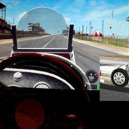 AMS - Kyalami (Johannesburgh) - Bugatti type 51 - 100% AI race