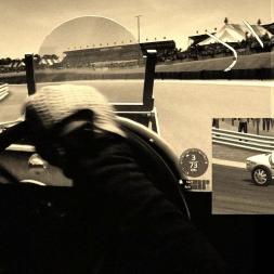 AMS - Kyalami (Johannesburgh) - Bugatti type 51 - 100% AI race - Vintage