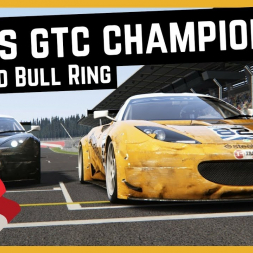 Lotus Evora GTC Championship - Rounds 1/2 @ Red Bull Ring