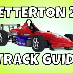 iRacing Skip Barber Track Guide - Snetterton 200