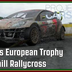 Pcars 2 - RX Lites European Trophy - Knockhill Rallycross - Q2