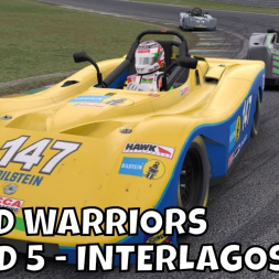 Weekend Warriors Round 5 - iRacing at Interlagos
