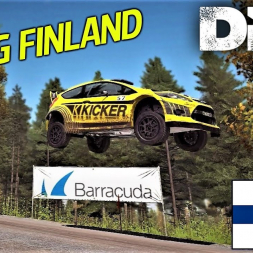 FLYING FINLAND - Ford Fiesta RS - DIRT Rally