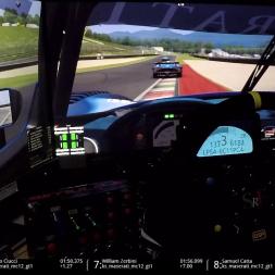 Assetto Crsa_Maserati MC12 @Mugello 15+15 giri