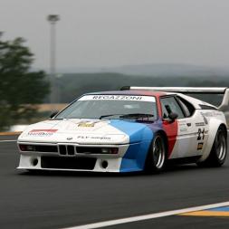 Project Cars 2 vs RaceRoom: The BMW M1 Procar!