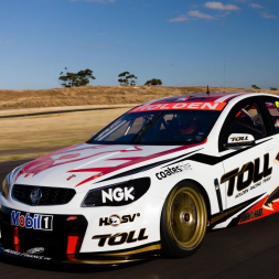 Assetto Mods: Holden Commodore V8 Supercar at Highlands Long!