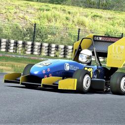Formula Student Testing - Kartodromo Valencia - Assetto Corsa