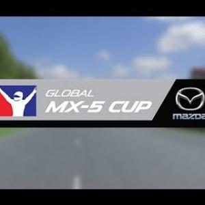 iRacing | MX-5 Cup @ Charlotte Speedway We finally meet Matt Malone