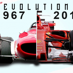 Ferrari - F1 Evolution (1967 - 2017) in Fiorano