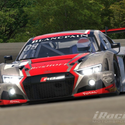 iRacing: Blancpain Sprint at Watkins Glen: Audi R8 GT3