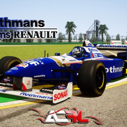 Assetto Corsa * ACFL Williams FW18 [Released + download]