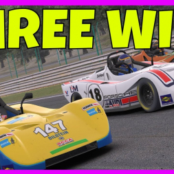 iRacing Weekend Warrior SRF League Race - Round 6 at Spa