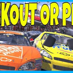 Backout or Pray - iRacing K&N Series at Daytona 2007