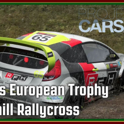 Pcars 2 - RX Lites European Trophy - Knockhill Rallycross - Q3