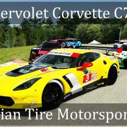 Assetto Corsa: Corvette C7.R // Canadian Tire Motorsport Park