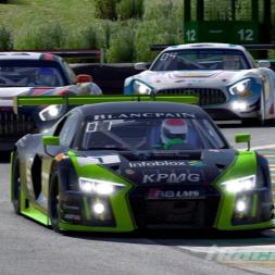 iRacing: Blancpain Sprint Series at Interlagos: Race 1&2 Highlight