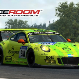 Raceroom - Porsche 911 GT3 R at Road America (PT-BR)