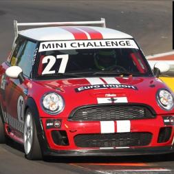 Automobilista | Mini Cooper @ Laguna Seca Test | xDevildog
