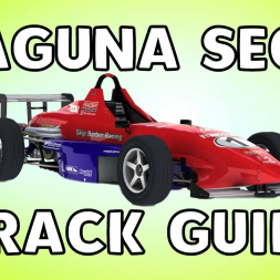 iRacing Skip Barber Track Guide - Laguna Seca