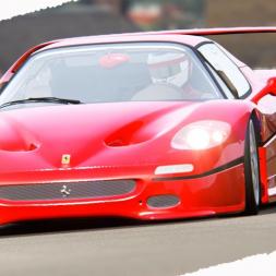 Assetto Corsa - Ferrari F50 - OutRun -