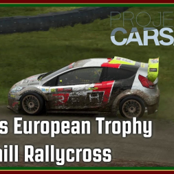 Pcars 2 - RX Lites European Trophy - Knockhill Rallycross - Q4