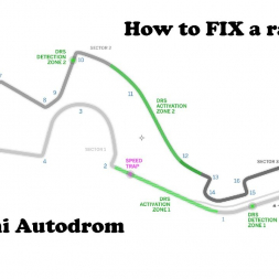 How to FIX a race track - Sochi