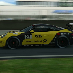 R3E • Porsche 997 GT3 Cup @ Hungaroring • E2L