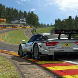 RaceRoom   Hotlap   DTM 2016   Spa-Francorchamps [2:06.952]