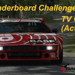 BMW M1 Procar @Lakeview HillClimb (TV Cam) - RaceRoom Racing Experience