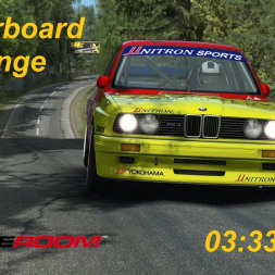 BMW M3 Sport Evolution @Lakeview HillClimb (Cockpit Cam) - RaceRoom Racing Experience