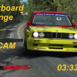 BMW M3 Sport Evolution @Lakeview HillClimb (TV Cam) - RaceRoom Racing Experience