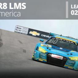 RaceRoom - Audi R8 LMS @ Road America - 2:04.889