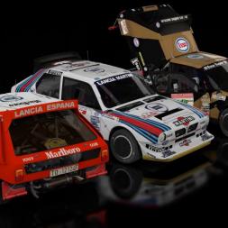 ASSETTO CORSA - Lancia DELTA S4 - Rallylegends MOD