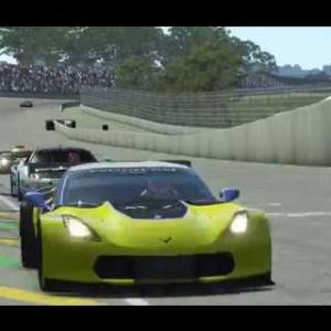 Hectic first laps - VEC S10 @ Interlagos