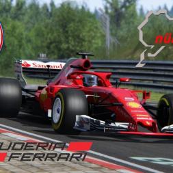 ✅► Assetto Corsa | Mod F2018  | Nurburgring