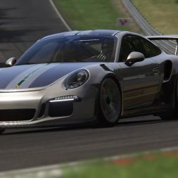 Porsche 911 GT3 RS @Brands Hatch - Assetto Corsa (1.16.3)