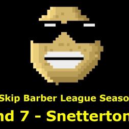 iRacing - UK & I Skip Barber League - Snetterton 200