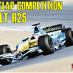 January 2018 VRC Hotlap Competition - Renault R25 - Assetto Corsa