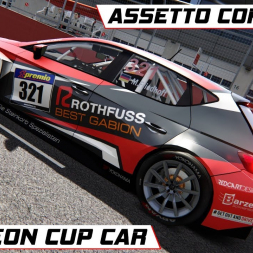 VR / ASSETTO CORSA / SEAT LEON CUP / BRANDS HATCH INDY