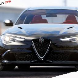 Assetto Corsa - Alfa Romeo Giulia Quadrifoglio ZF8