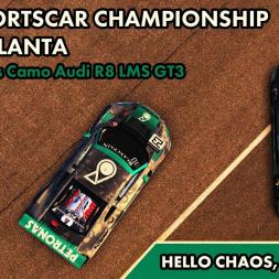 """""""iRacing: Hello Chaos, Old Friend"""" (IMSA SportsCar Championship at Road Atlanta)"""